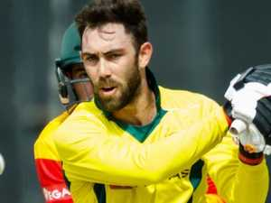 Maxwell accused of disrespectful snub