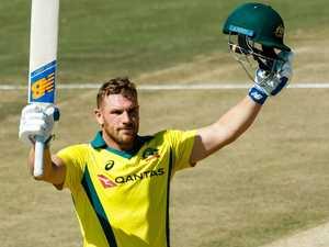 Finch firms as next Aussie one-day skipper