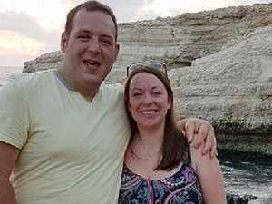 Bride devastated as husband dies on honeymoon