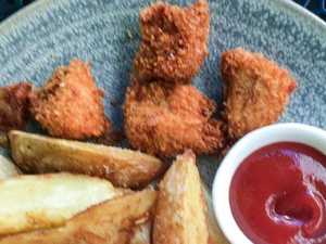 Mummy blogger rants over chicken nuggets