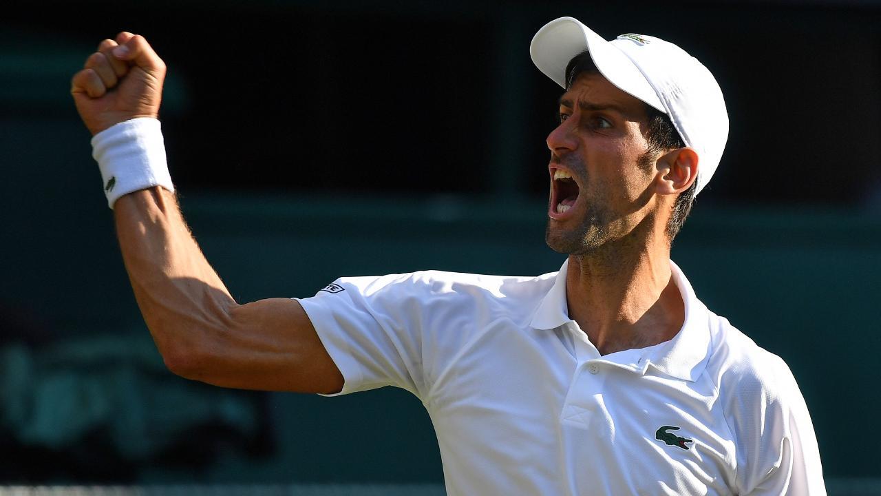 Is Novak Djokovic back?