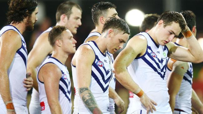 Can the Dockers finish the year on a high? Picture: Getty Images