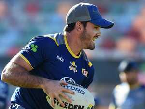 Coote wants to remain a Cowboy