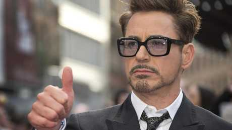 Downey's role has made him one of the highest paid actors in Hollywood. Picture: Joel Ryan/Invision/AP