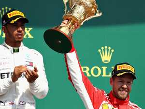 Dirty tactics claims sour Vettel's British GP win