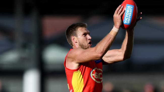 Sam Day in action for Gold Coast.