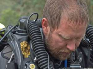 CAVE RESCUE: Aussie doctor hailed as a hero
