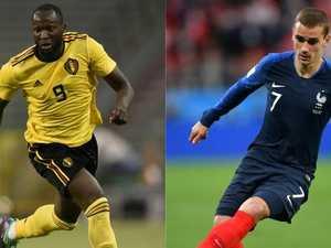 World Cup stars ready for semi showdown