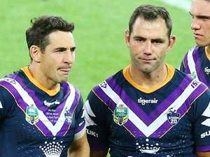 Slater breaks silence on Storm feud
