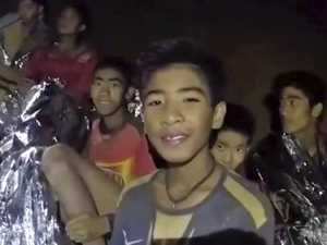 First 4 boys rescued from cave