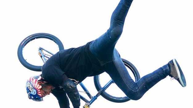 Ryan Williams, X Games, Nitro Circus