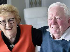 Hospital visit turns into 60 years of married bliss