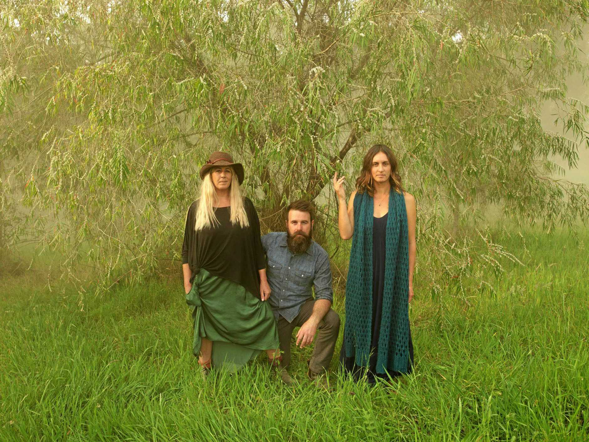 ALL THE HITS: Australian folk-rock band, The Waifs are coming to Rockhampton to perform in September.