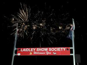 Crowds flock to Laidley Show for country fun