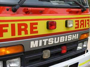 Second truck catches fire in three hours