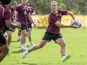 DCE plans to make jersey No.7 his own