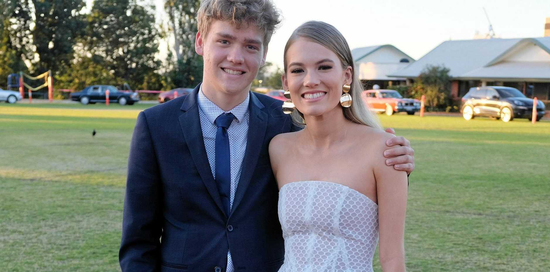 RGS Formal: Jonathon Krenske and Isabella Smith.Photo Contributed