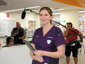 Ipswich midwife stars in British TV show