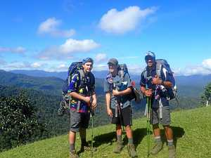 Project Booyah's experience of a 'lifetime' on Kokoda Trail