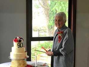 Living legend, former councillor celebrates huge milestone