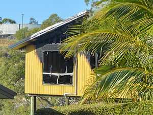 Ouston Pl house fire