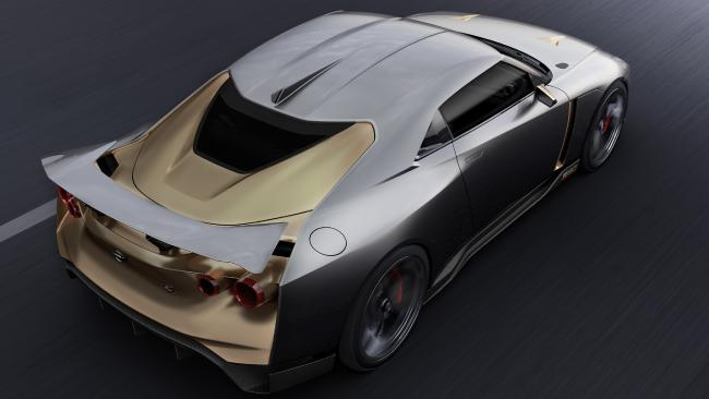 High stakes: The Nissan GT-R50 by Italdesign would cost almost $2 million in Australia.