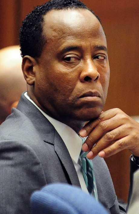 "Conrad Murray claims Joe Jackson was ""one of the worst fathers""."