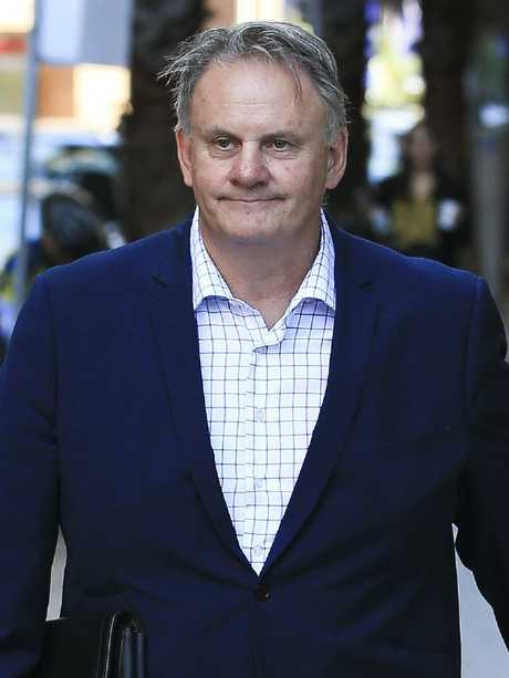 Mark Latham has helped out his former adversary. Picture: Dylan Robinson