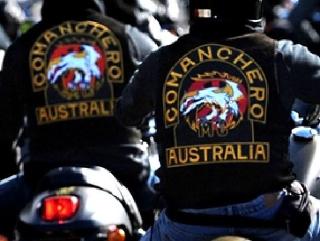 Comanchero in Australia.