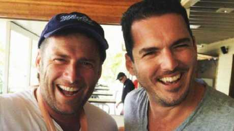 Karl Stefanovic refused to talk to Kyle about his Uber rant. Picture: Instagram