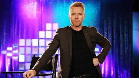 Ronan Keating is another of Kyle's long-running battles.