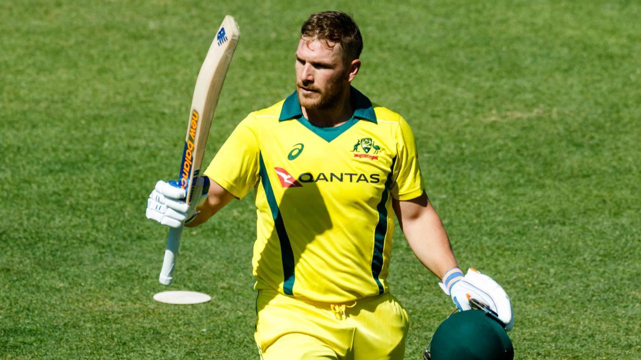 Aaron Finch is the No.1 batsman in T20I cricket.