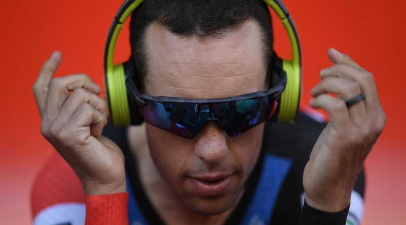 Richie Porte has made up plenty of ground after thr stage three time trial.