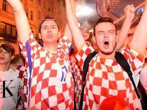 Croatia star shouts home town's massive Cup bar tab