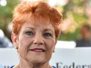 Hanson rejects 'electoral fraud' claim