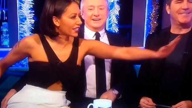 Mel B Calls Out Her Fellow X Factor Judge Louis Walsh For Groping Her In A
