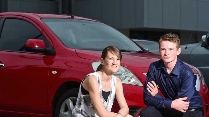 Kate Horan's autistic son Nathaniel, 18, was fleeced of his hard-earned cash he was saving to buy a car by a rogue driving instructor.