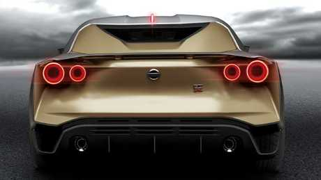 Happy birthday. The Nissan GT-R50 by Italdesign is being built to mark the car's 50th anniversary.