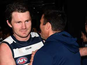 Cats duo take aim at AFL draw