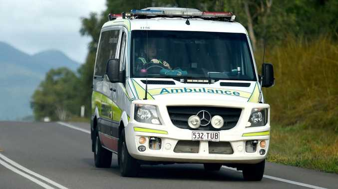 Paramedics received reports of a snake bite at a Maroochydore primary school this morning.
