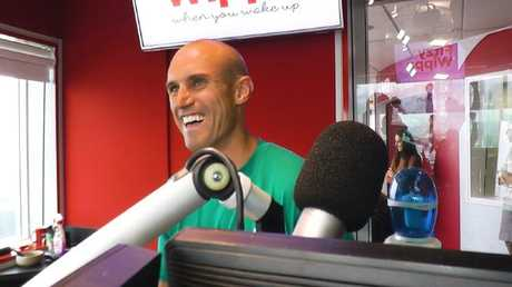 Kyle tried to call Fitzy and Wippa while they were both on air.