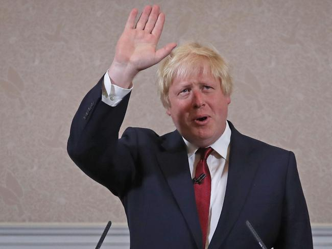 Johnson told Brussels it will be leaving with or without the backstop