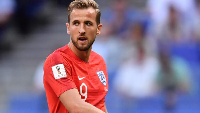 Harry Kane has been one of the stars of Russia 2018. (Pic: Fabrice Coffrini, AFP)