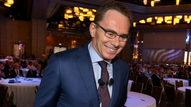 BHP Biliton chief Andrew Mackenzie. Picture: David Geraghty