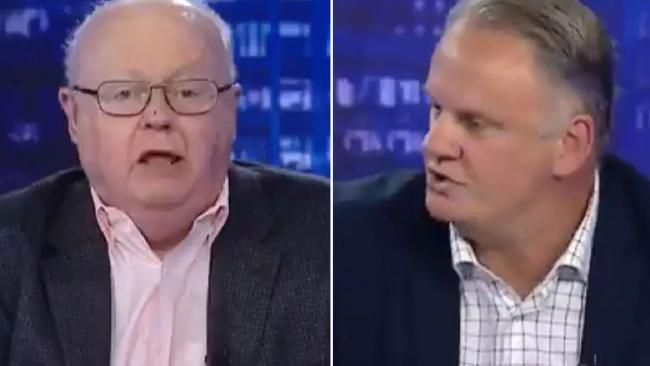 Two of the most corrosive men in politics spit venom at each other on Sky.