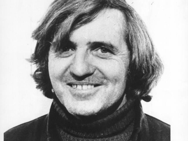 William 'Jock' Ross who was found guilty of murder following the Milperra massacre in 1984. Picture: NWN library
