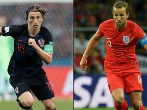 England and Croatia seek to end World Cup heartache