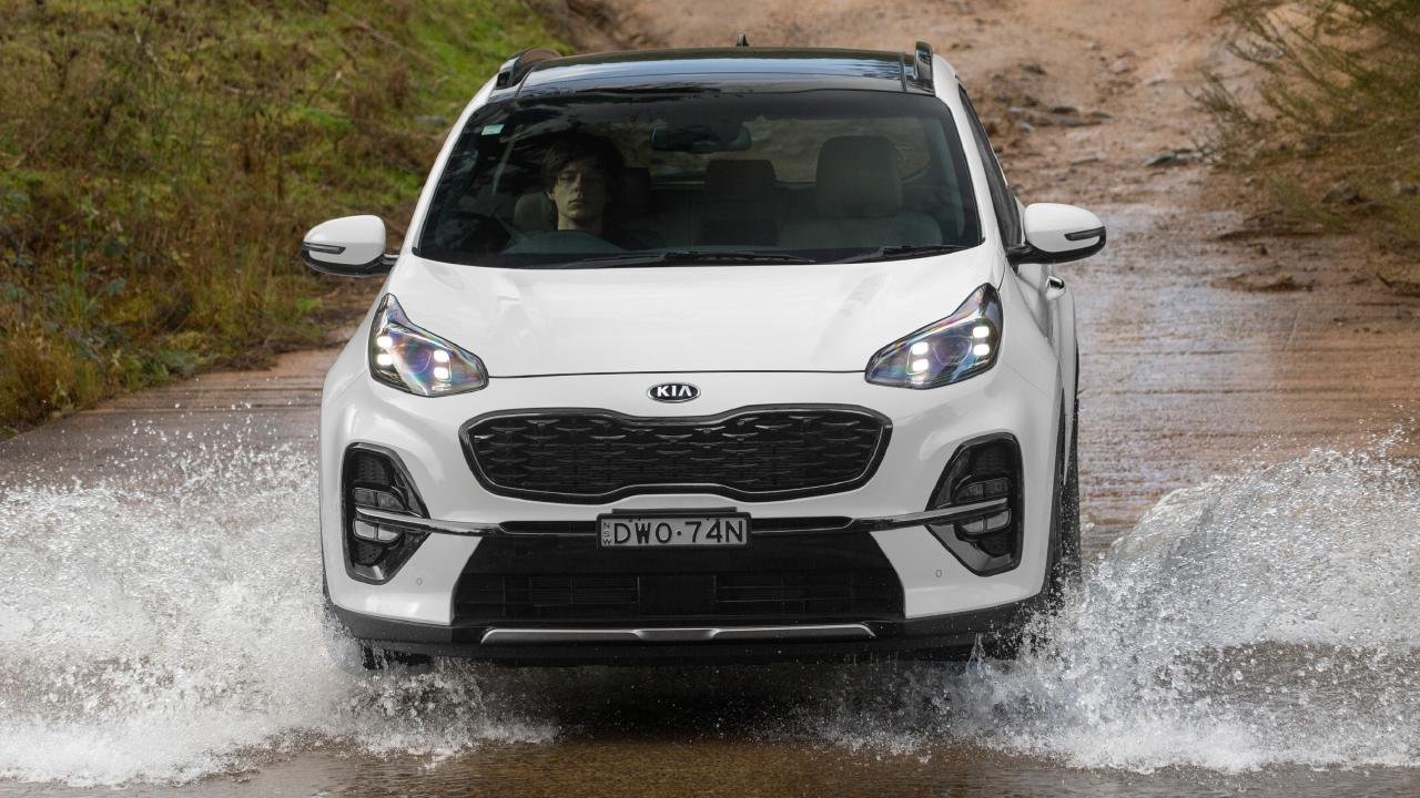 You only need off-road if you want to get off the beaten track or plan on heading to the snow. Otherwise the 2.0-litre petrol front-drive versions are the go. Picture: Supplied.