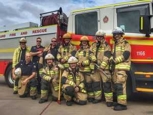 Calls for increase to Gladstone's full time fire fighters