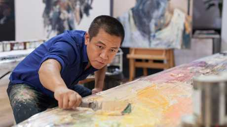 Anh Do is an Archibald Prize-winning painter as well as a comedian, actor and author.